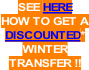 SEE HERE HOW TO GET A DISCOUNTED* WINTER TRANSFER !!